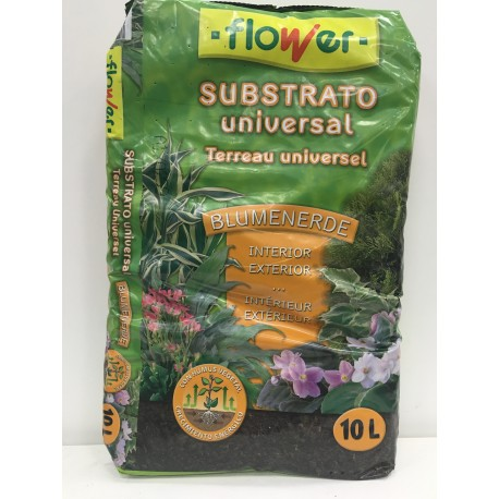 SUBSTRATO UNIVERSAL PLANTAS 10 L